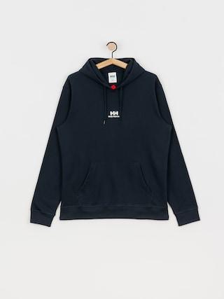 Mikina s kapucu0148ou Helly Hansen Logo HD (navy)