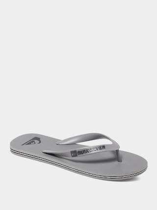 Plu00e1u017eovky Quiksilver Molokai (grey/grey/grey)