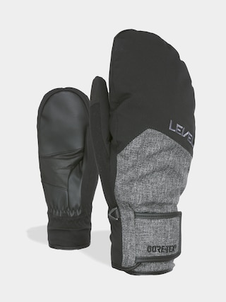 Rukavice Level Rescue Mitt Gore Tex (black grey)