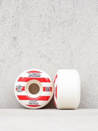 Kolieska Bones Wide 103A V4 (white/red)