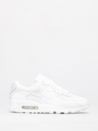 Topu00e1nky Nike Air Max 90 (white/white white wolf grey)
