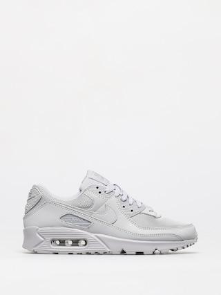 Topánky Nike Air Max 90 (wolf grey/wolf grey wolf grey black)