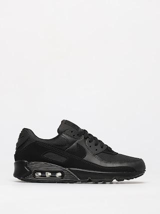 Topu00e1nky Nike Air Max 90 (black/black black white)