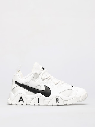 Topu00e1nky Nike Air Barrage Low (summit white/black)