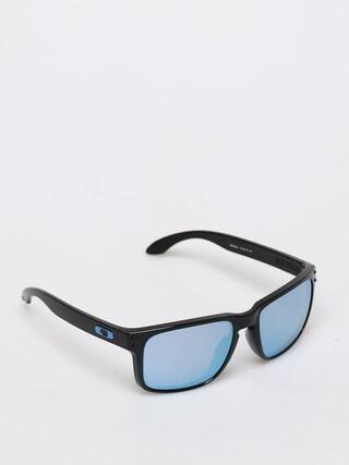 Slneu010dnu00e9 okuliare Oakley Holbrook (polished black/prizm deep h2o polarized)
