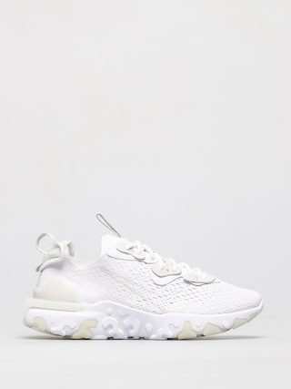 Topu00e1nky Nike React Vision (white/lt smoke grey white lt smoke grey)