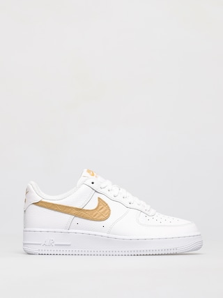 Topu00e1nky Nike Air Force 1 Lv8 (white/club gold white)