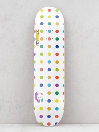 Doska Enjoi Dots Hybrid (white)