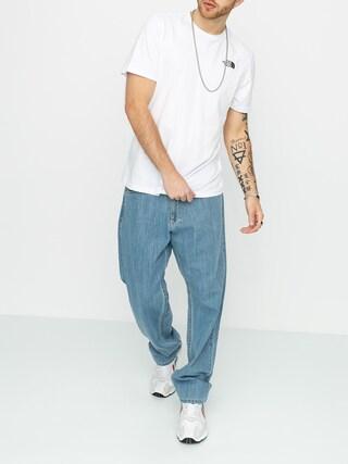 Nohavice MassDnm Slang Jeans (light blue)