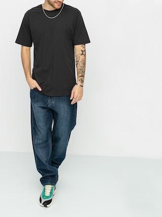 Nohavice MassDnm Slang Jeans (dark blue)