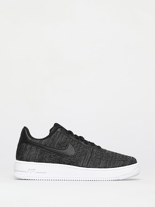 Topánky Nike Air Force 1 Flyknit 2 0 (black/anthracite white)