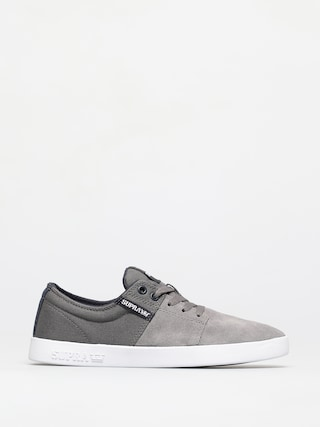 Topu00e1nky Supra Stacks II (grey/navy white)
