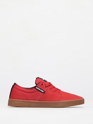 Topánky Supra Stacks II (red gum)