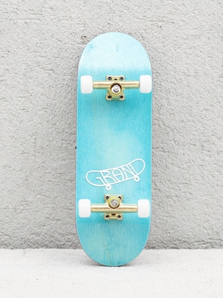 Fingerboard Grand Fingers Pro (turquoise/gold/white)