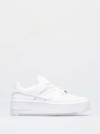 Topu00e1nky Nike Air Force 1 Sage Low Wmn (white/white white)
