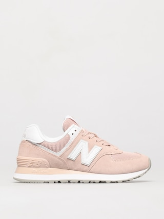 Topánky New Balance 574 Wmn (pink white)