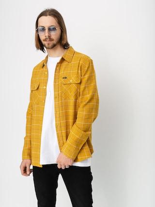 Kou0161eu013ea Brixton Bowery Flannel Ls (honey)