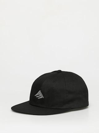 u0160iltovka Emerica Triangle Low Snapback ZD (black)