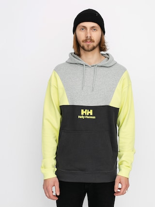 Mikina s kapucňou Helly Hansen Blocked HD (ebony)