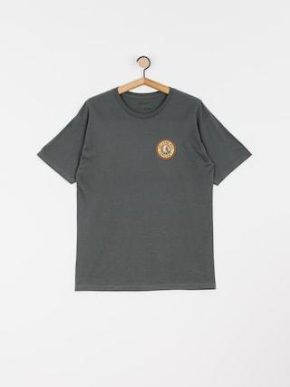 Triu010dko Brixton Rival II Stnd (washed black/orange)