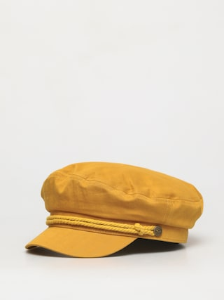 Klobu00fak so u0161iltom Brixton Fiddler Cap (honey)