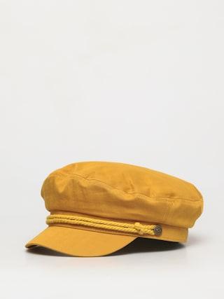 Klobúk so šiltom Brixton Fiddler Cap (honey)