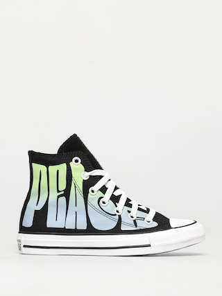 Tenisky Converse Chuck Taylor All Star Hi (black/lemongrass/white)