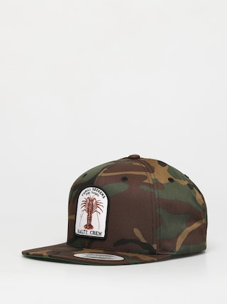 u0160iltovka Salty Crew Buggin Out 6 Panel ZD (camo)
