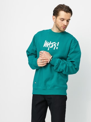 Mikina MassDnm Signature Medium Logo (mint)
