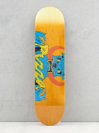 Doska Pizza Skateboards Cujo (orange)