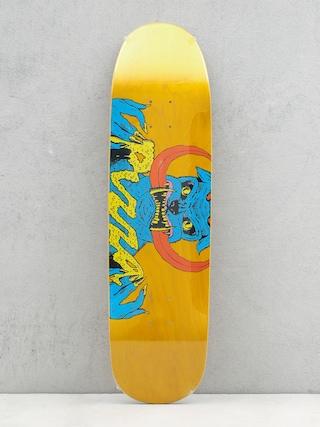 Doska Pizza Skateboards Cujo (yellow)