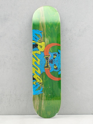 Doska Pizza Skateboards Cujo (green)