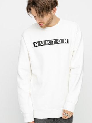 Mikina Burton Vault Crew (stout white)