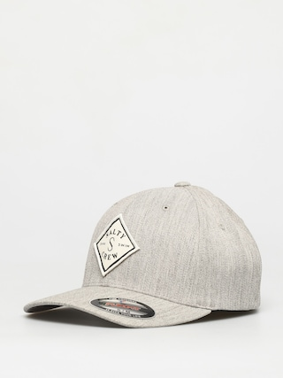 u0160iltovka Salty Crew Tippet Stamped 6 Panel ZD (heather grey)