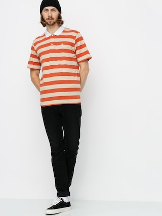 Polo triu010dko Brixton Hilt II Knit (autumn/safari)