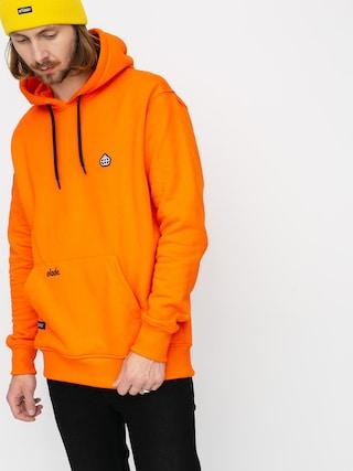 Mikina s kapucu0148ou Elade Icon Mini Logo HD (orange tiger)