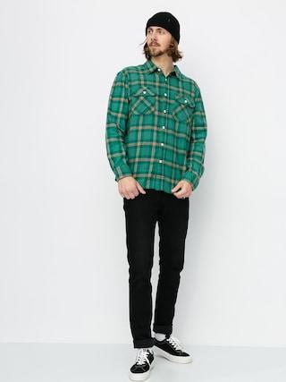 Kou0161eu013ea Brixton Bowery Lw Flannel Ls (fern)