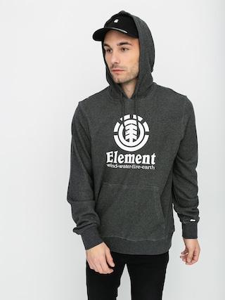 Mikina s kapucňou Element Vertical Ft HD (charcoal heather)