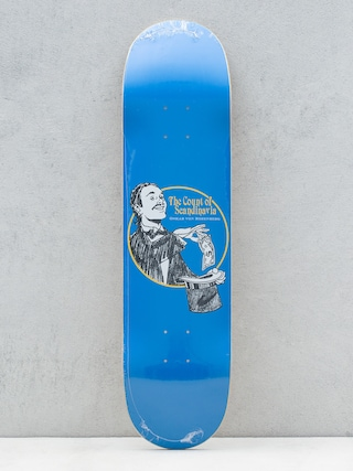 Doska Polar Skate Oskar Rozenberg The Count (blue)