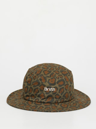 Klobu00fak Brixton Gate Bucket Hat (leopard camo)