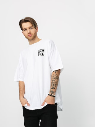 Triu010dko OBEY Obey Eyes Icon 2 (white)
