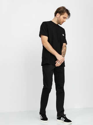 Nohavice RVCA The Weekend Stretch (black)