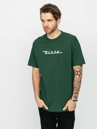 Triu010dko Pizza Skateboards Ice Tee (green)