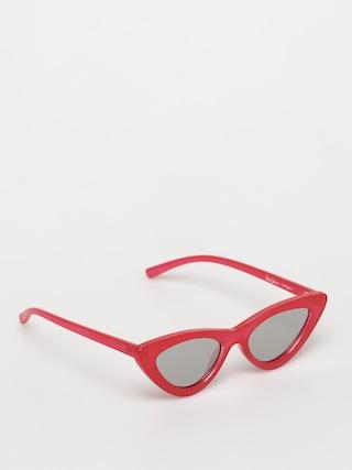Slneu010dnu00e9 okuliare Le Specs X Adam Selman The Last Lolita (opaque red)