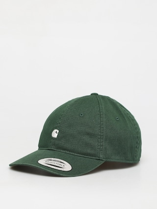 u0160iltovka Carhartt WIP Madison Logo ZD (bottle green/wax)