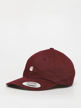 u0160iltovka Carhartt WIP Madison Logo ZD (bordeaux/wax)