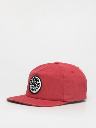Šiltovka Rip Curl Washed Wetty Sb ZD (red)