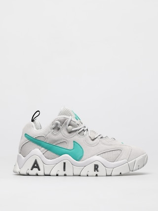 Topu00e1nky Nike Air Barrage Low (grey fog/neptune green vast grey black)