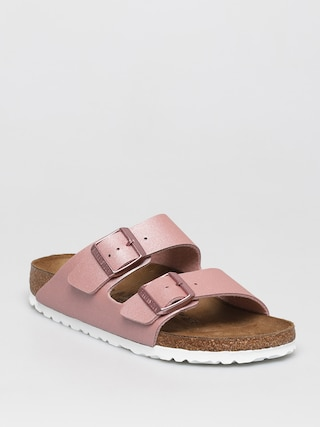 Sandale Birkenstock Arizona Wmn (icy metallic old rose)