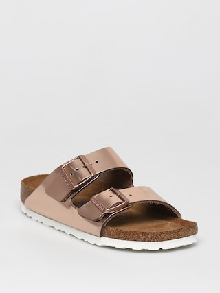 Sandale Birkenstock Arizona Wmn (metallic copper)